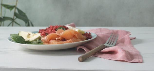 salmon reducido en sal