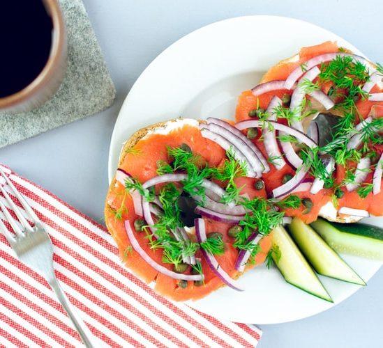 Recetas con salmón para la primavera